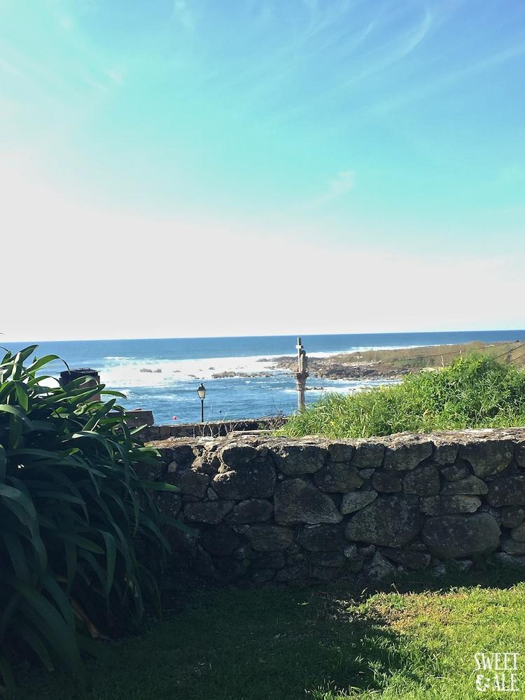 Casa Henriqueta – (Sta. Maria de Oia) Comer en Galicia al Borde del Mar