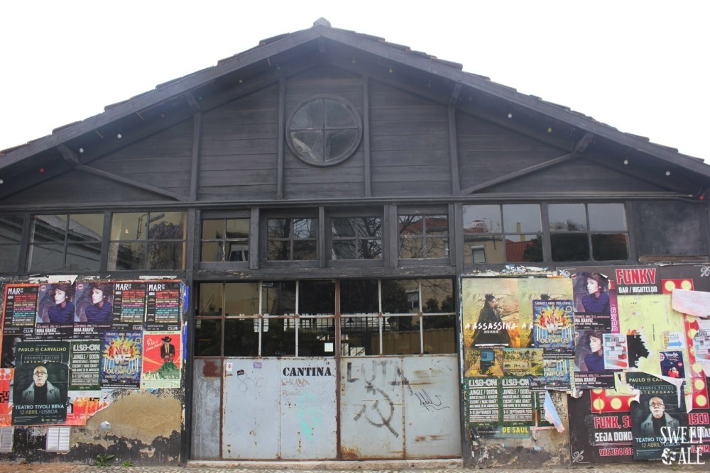 fachada cantina