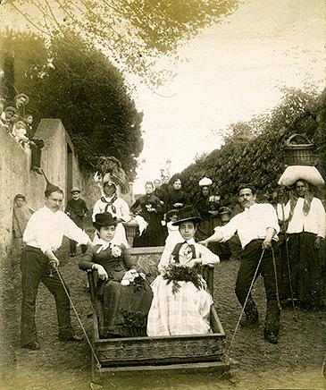 imagen antigua cestos
