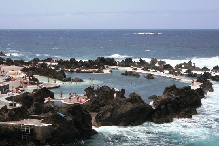 piscinas porto moniz