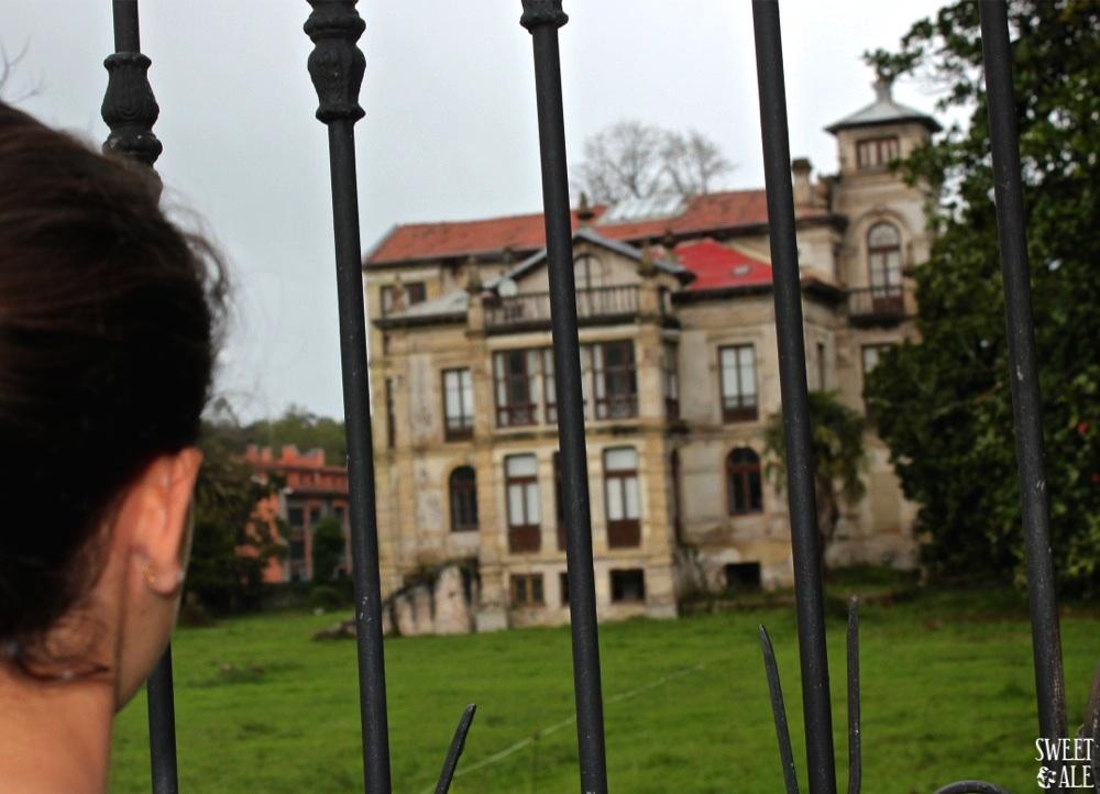 Ale vista Palacio
