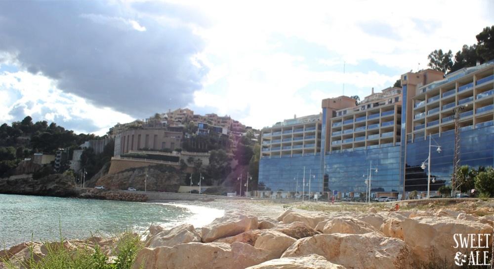 Hotel desde escollera