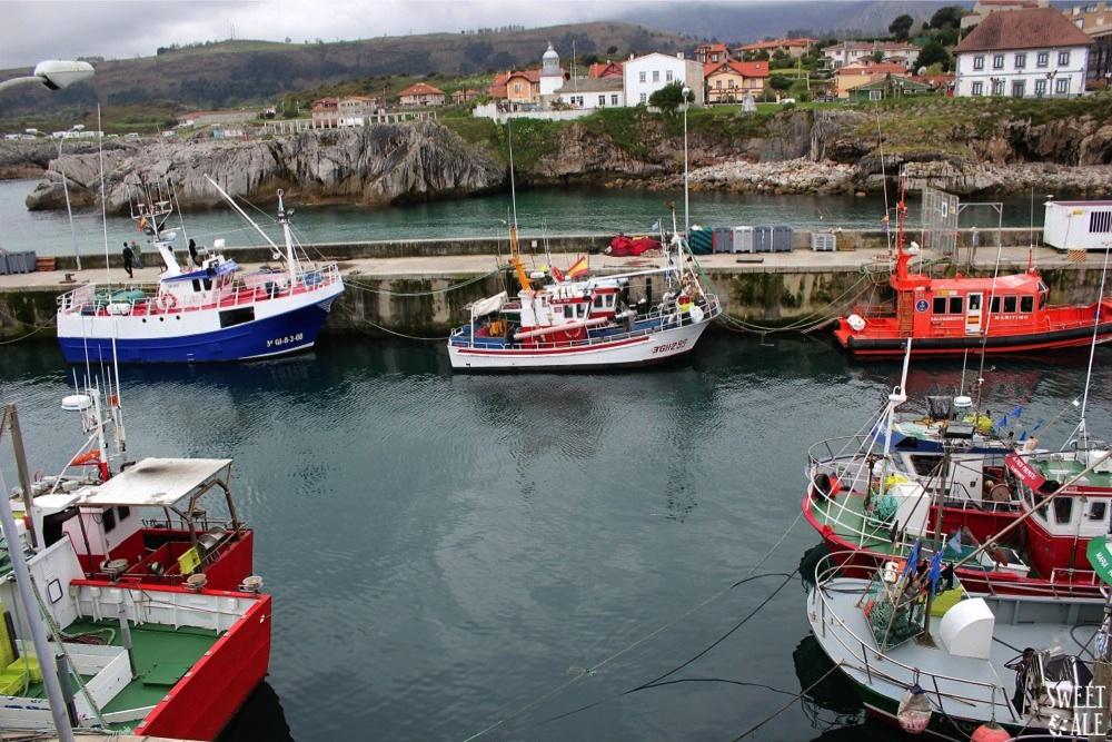 Puerto pesquero Llanes