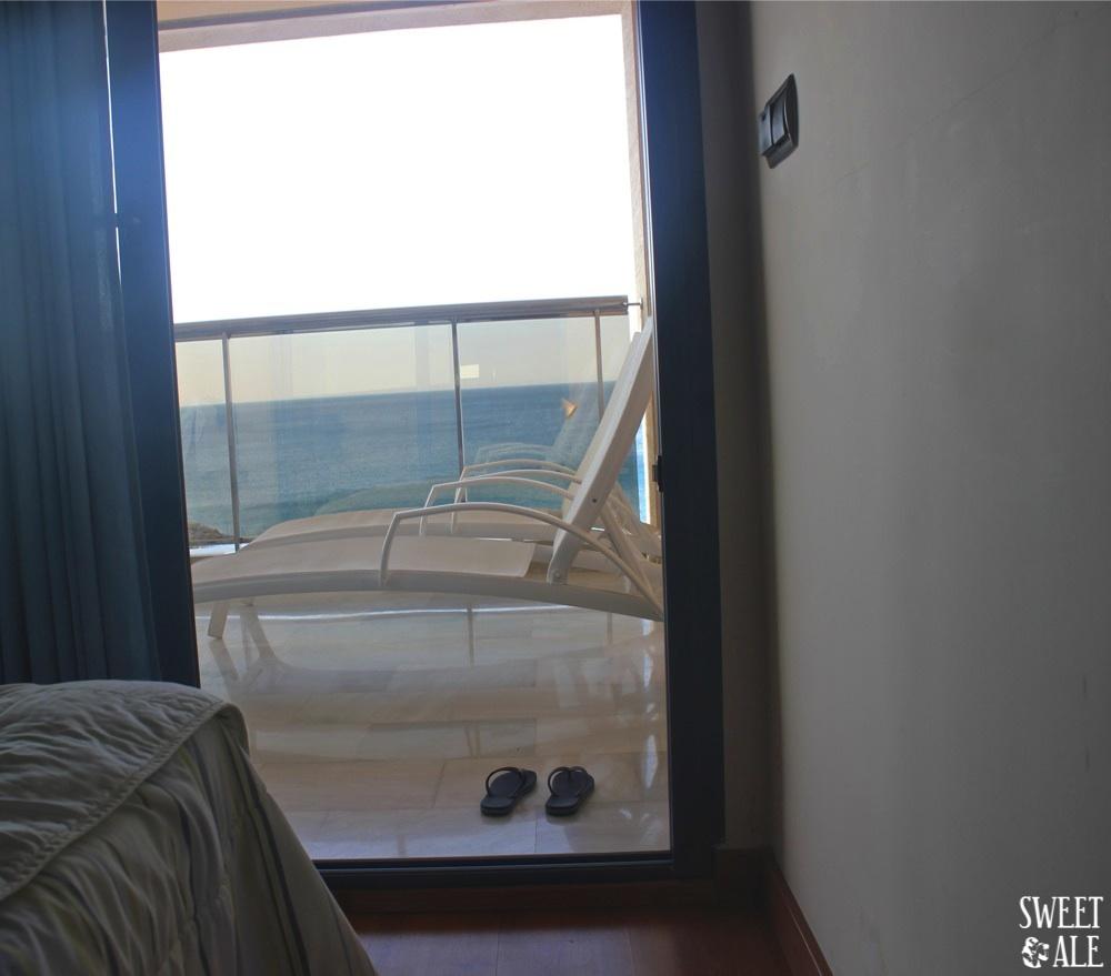 Vista Terraza desde habitación