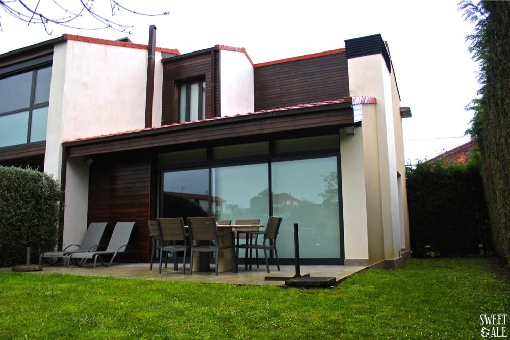Vista exterior Villa