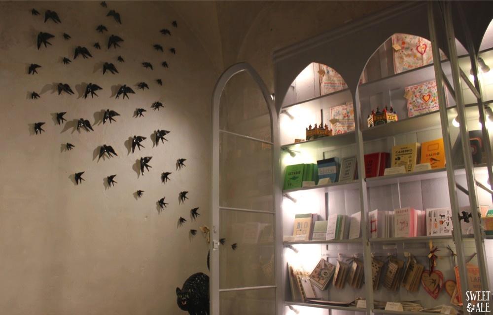 vista tienda pájaros