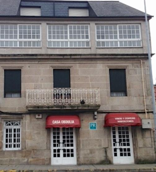 Fachada Casa Obdulia