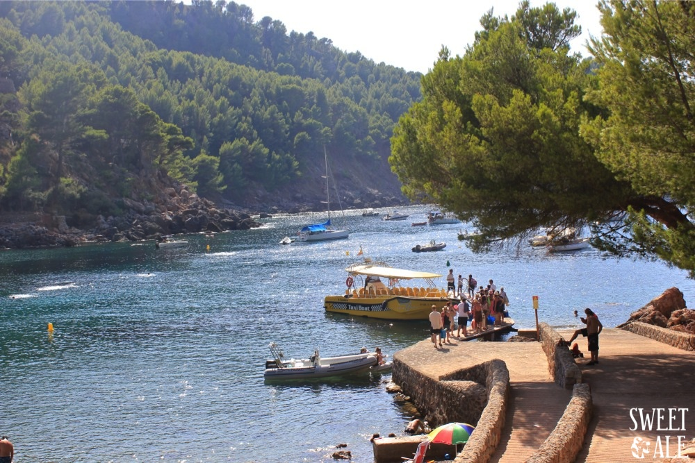 Taxi Boat Cala Tuent