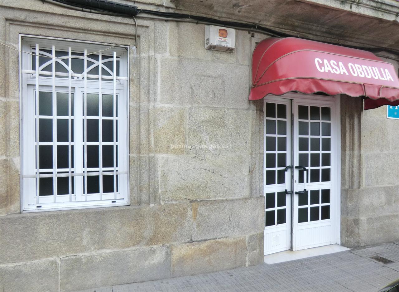 Donde Comer En Vigo – Casa Obdulia