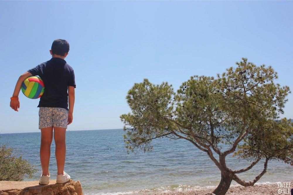 Costa Blanca (Levante) con niños