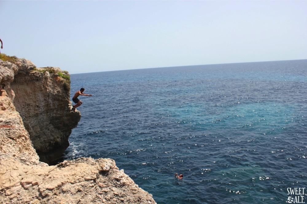 salto roca