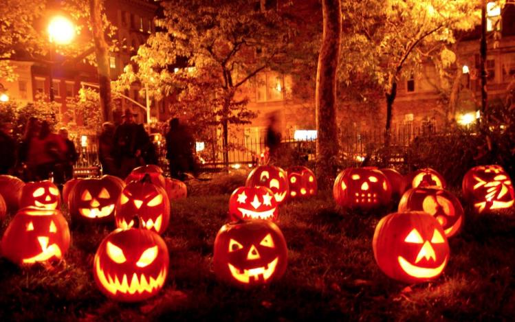 Halloween en USA