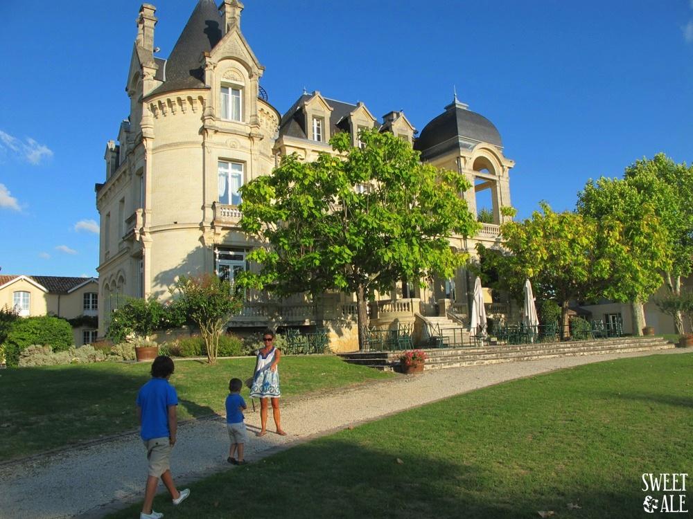 Hoteles En Saint-Emilion – Francia