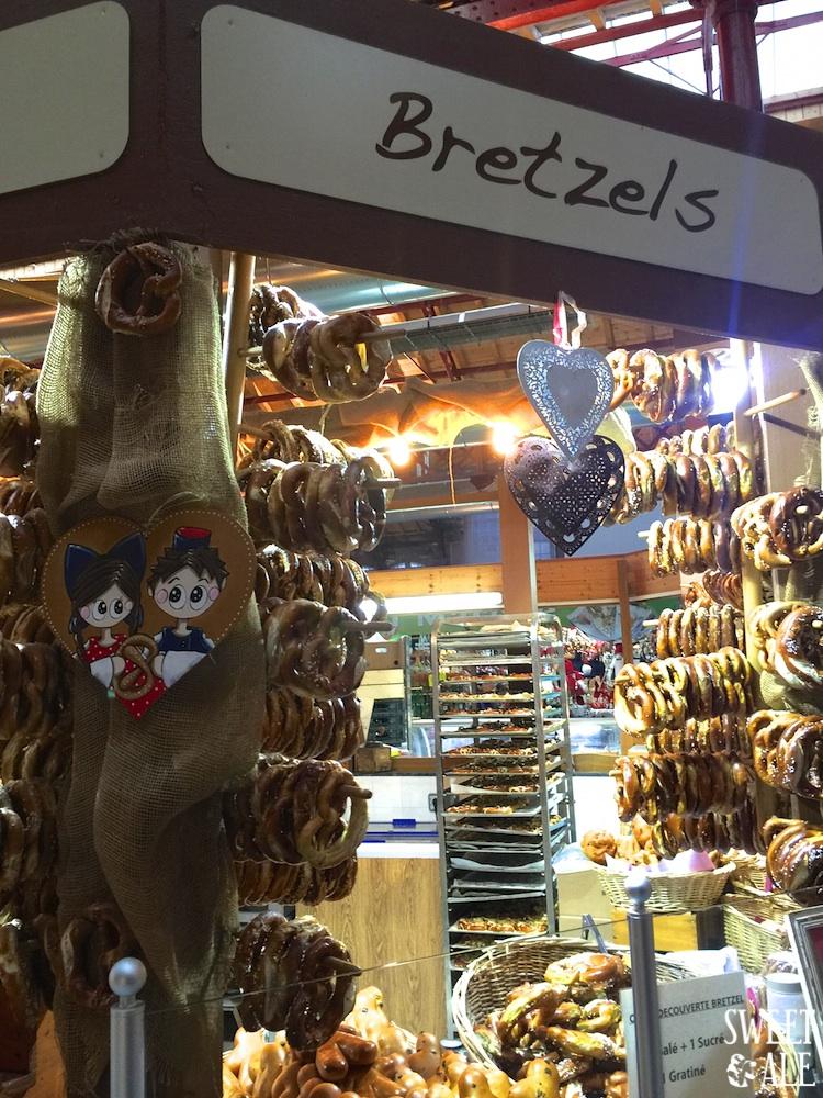bretzels
