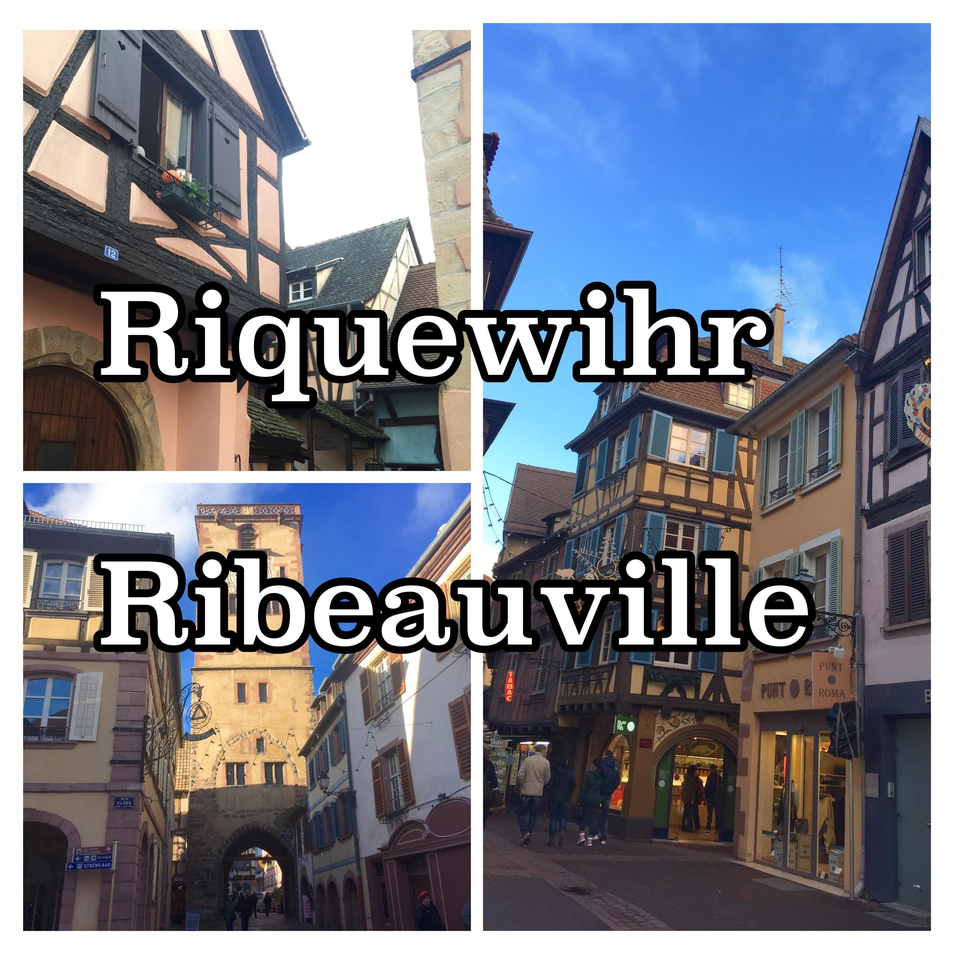 Riquewihr, Ribeauville – Alsacia (Francia)
