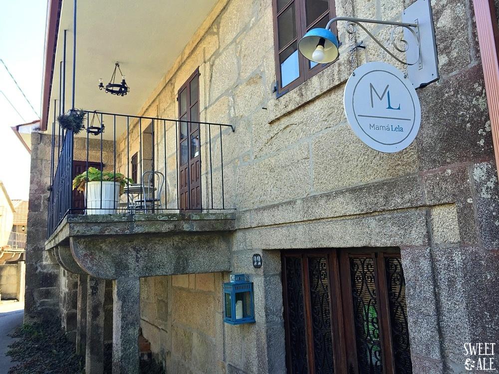 Mamá Lela – Restaurante con encanto en Galicia (Pontevedra)