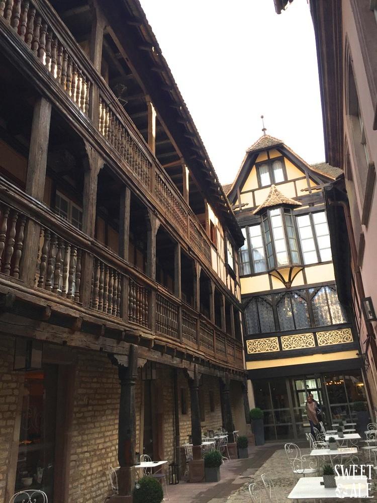 Hotel Cour du Corbeau – Estrasburgo