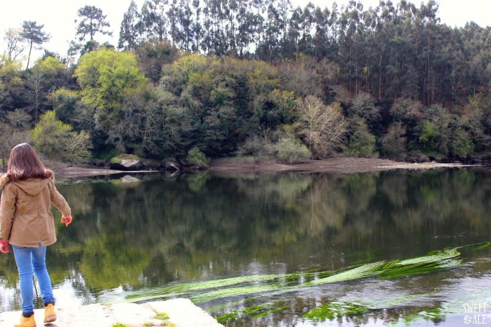 Parque y Paseo Fluvial En Salvaterra do Miño (Pontevedra)
