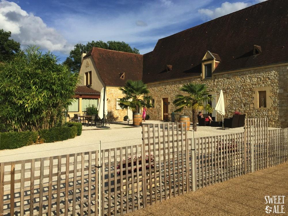 La Barde Montfort – Hotel encantador en Perigord (Francia)