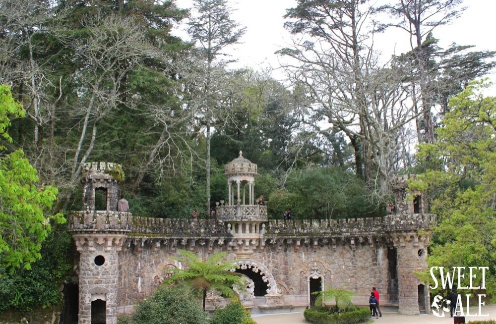 Quinta da Regaleira – Un Mundo Mágico En La Serra da Sintra (Lisboa)