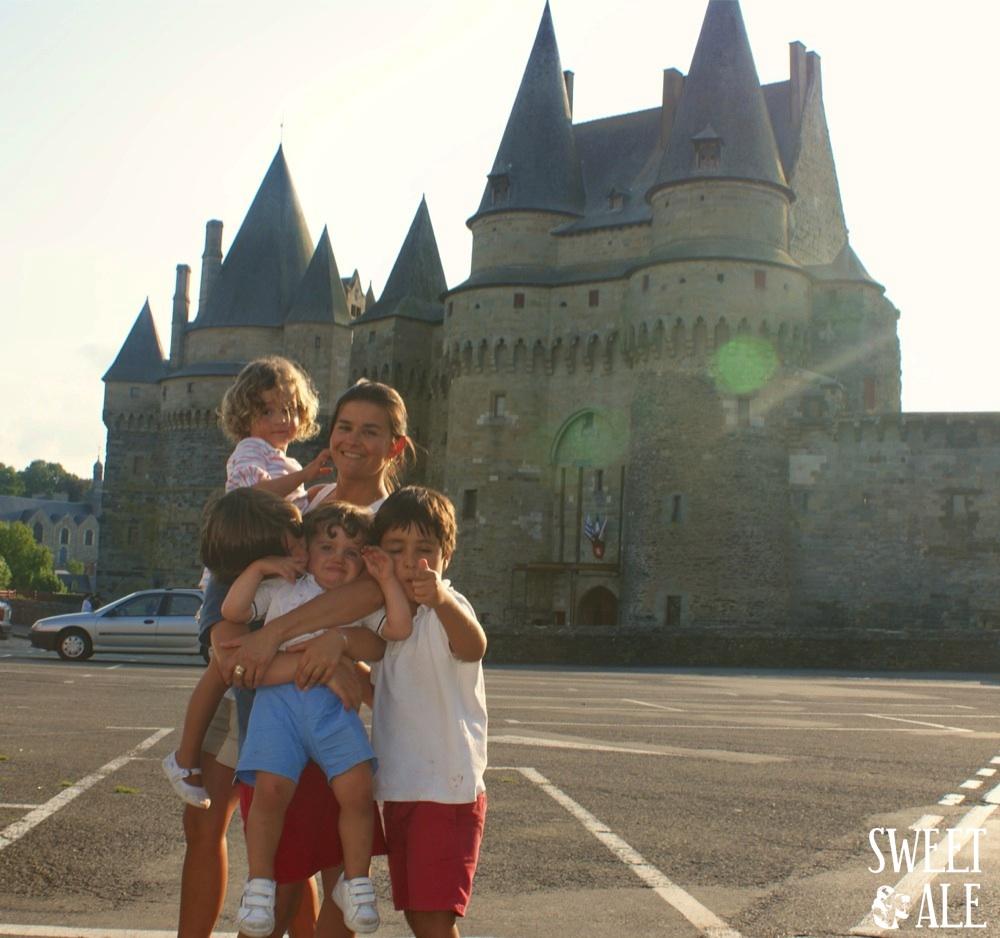 Qué Ver En Bretaña y Normandía Con Niños (Francia)