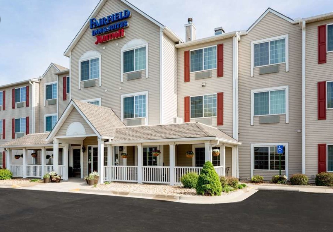 Hoteles Fairfield Inn – Alojamiento Económico En USA