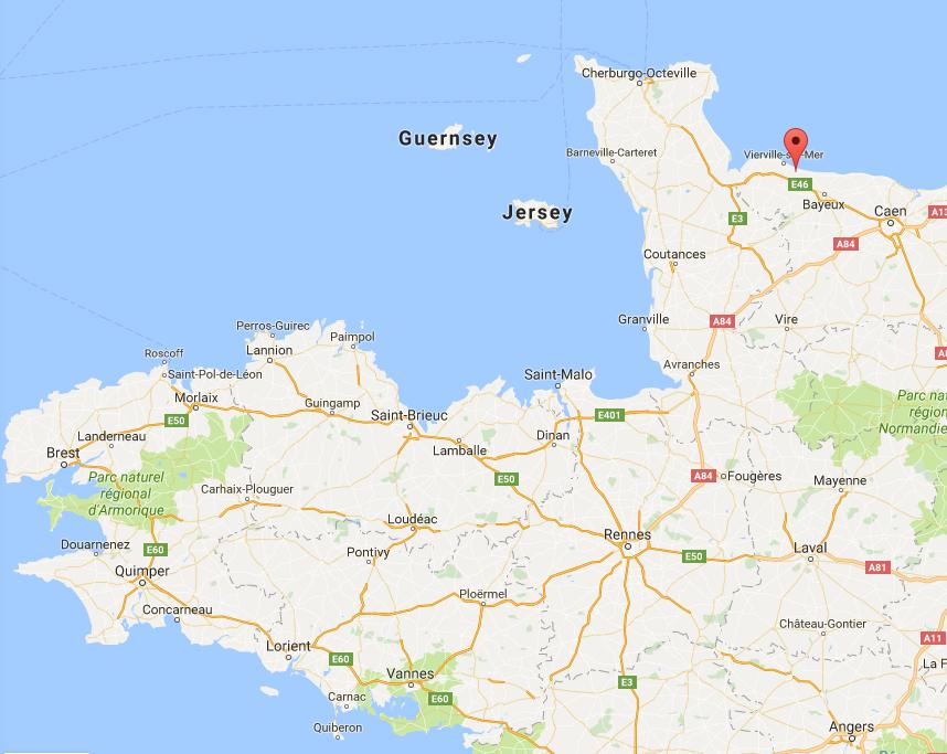 Bretaña Y Normandia Mapa.Que Ver En Bretana Y Normandia Con Ninos Francia Sweet Ale
