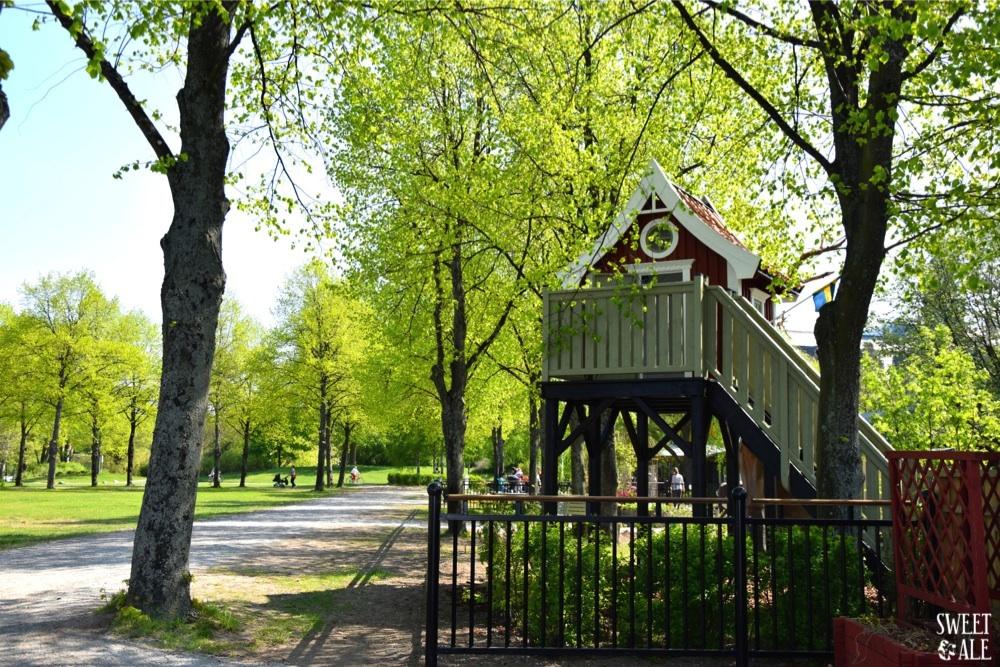 Estocolmo para niños