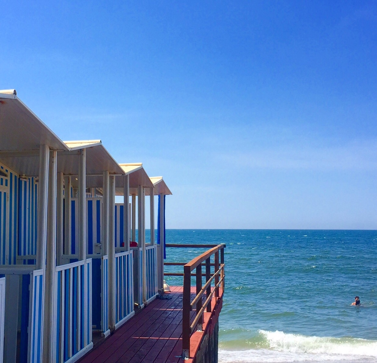 Roma En Verano – Vamos a la Playa !!
