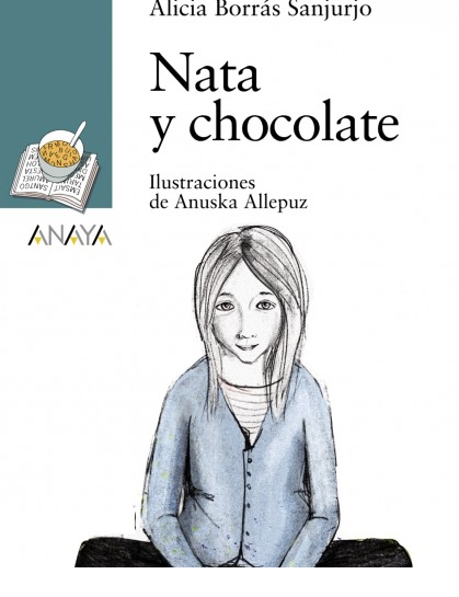 Alicia Borrás – Autora de Nata y Chocolate