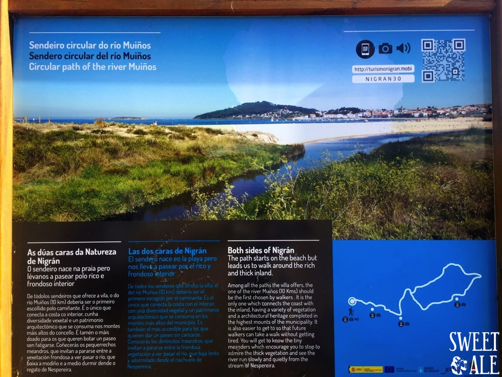 Sendero Río Muiños – Playa América – Nigrán – (Galicia)