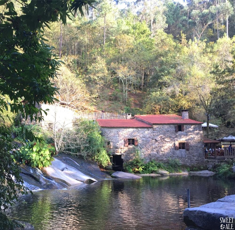 Parque Natural Del Río Barosa (Pontevedra) – Galicia