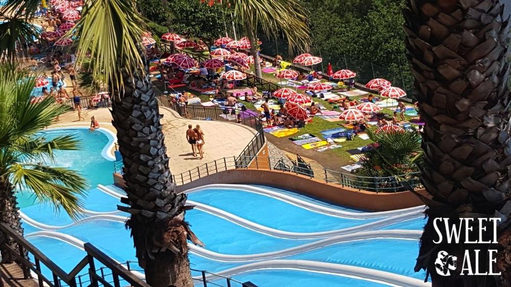 Parque Acuático Amarante – Aparthotel Aldeia do Tâmega (Portugal)