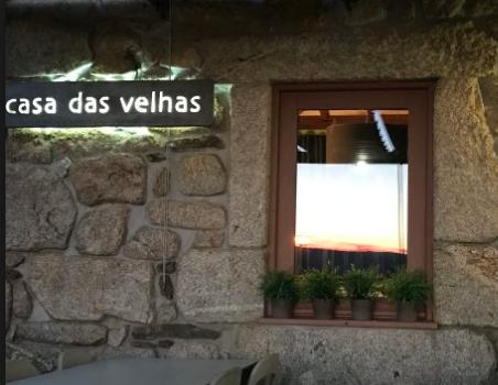 Casa das Velhas – Restaurante en Vilanova da Cerveira
