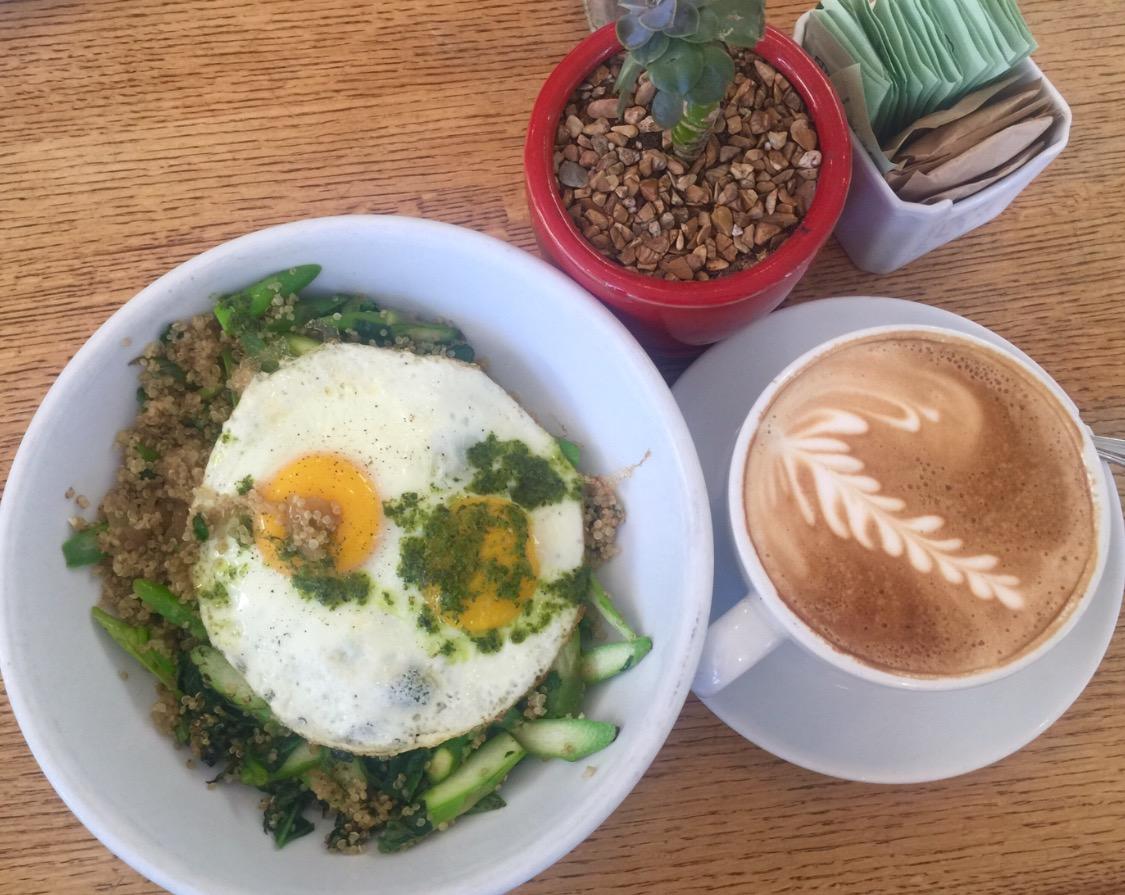Huckleberry Bakery & Cafe – Desayunos healthy en L.A.