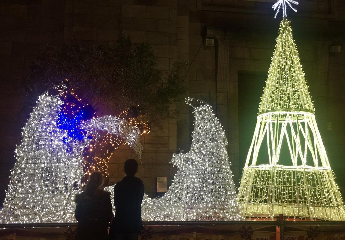 Navidad Con Niños En Vigo