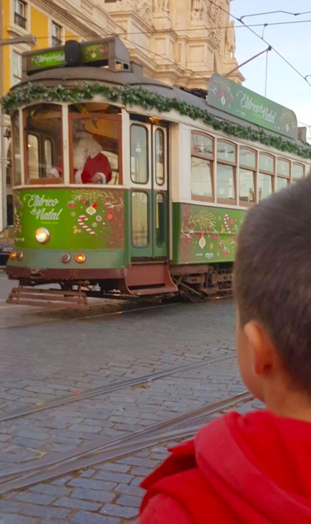 Lisboa en Navidad con Niños