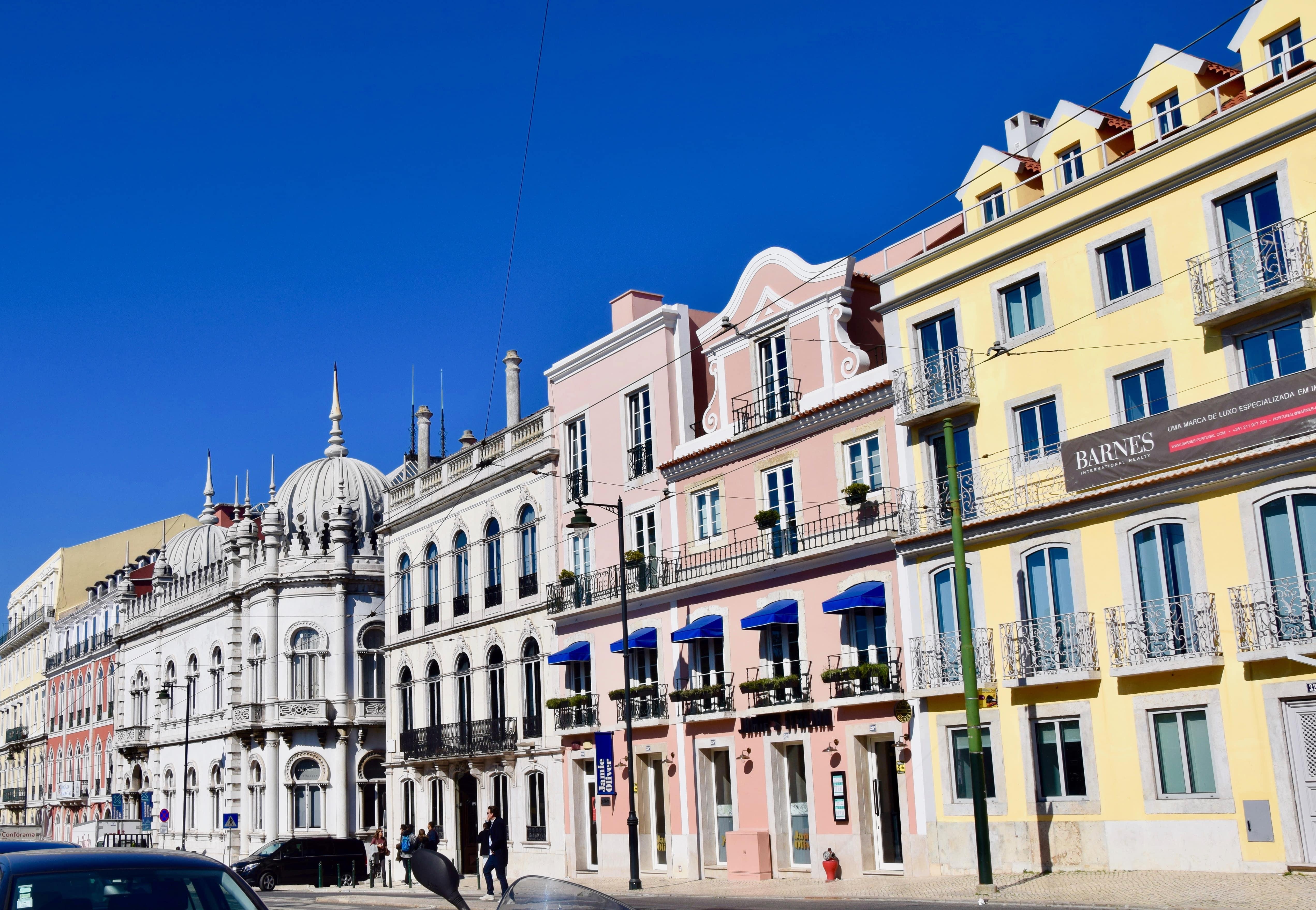 Barrio de Príncipe Real – El Barrio de Moda en Lisboa