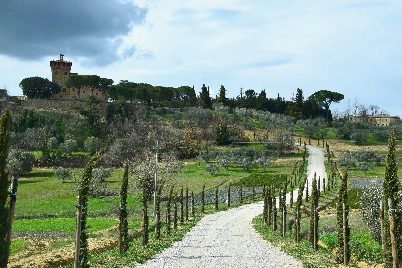 Ruta Por el Valle del Orcia -Toscana – Italia