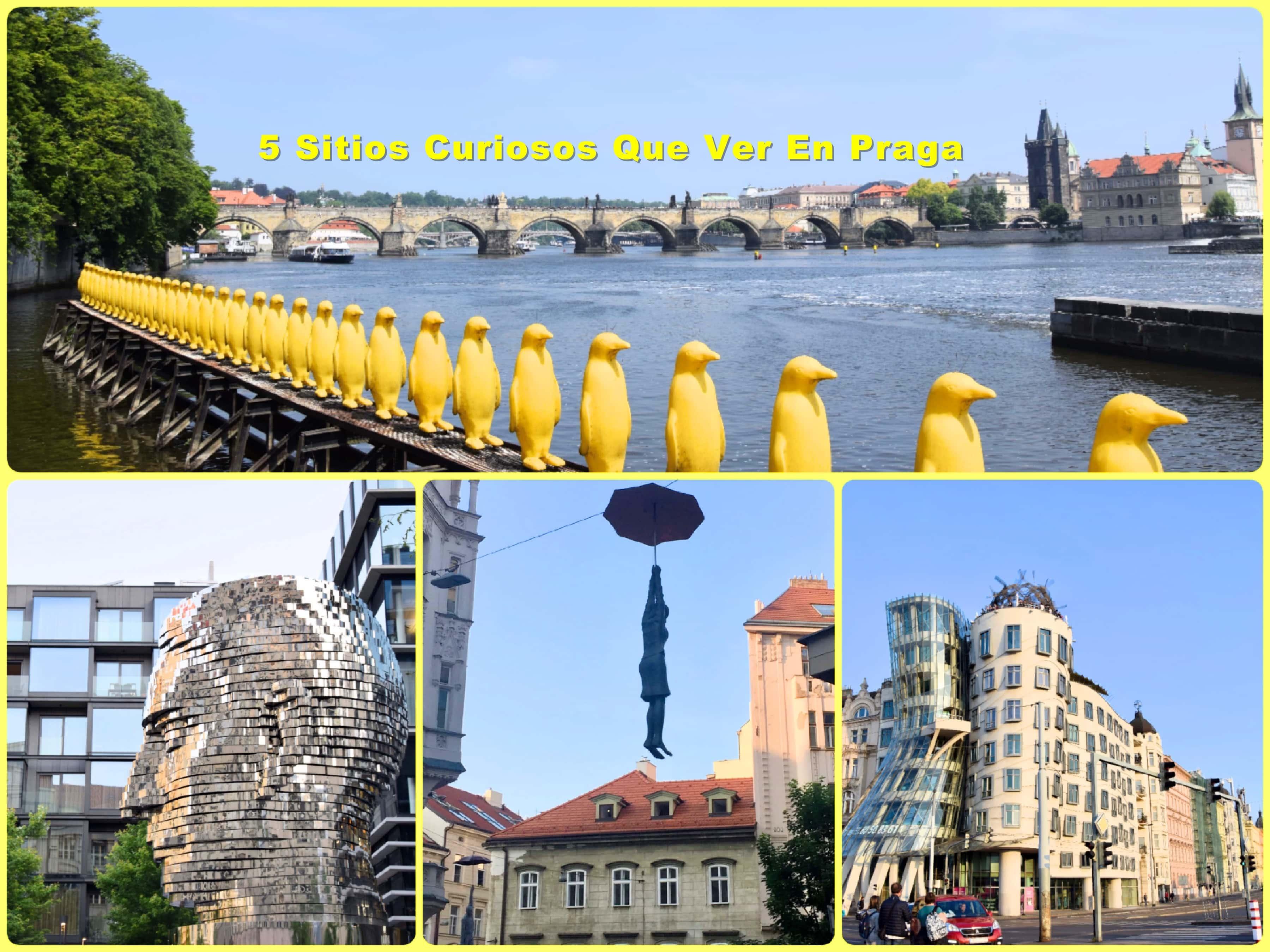 5 Sitios Curiosos Que Ver En Praga