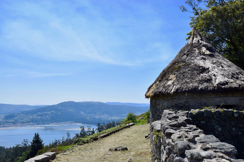 Monte Santa Tecla – Galicia