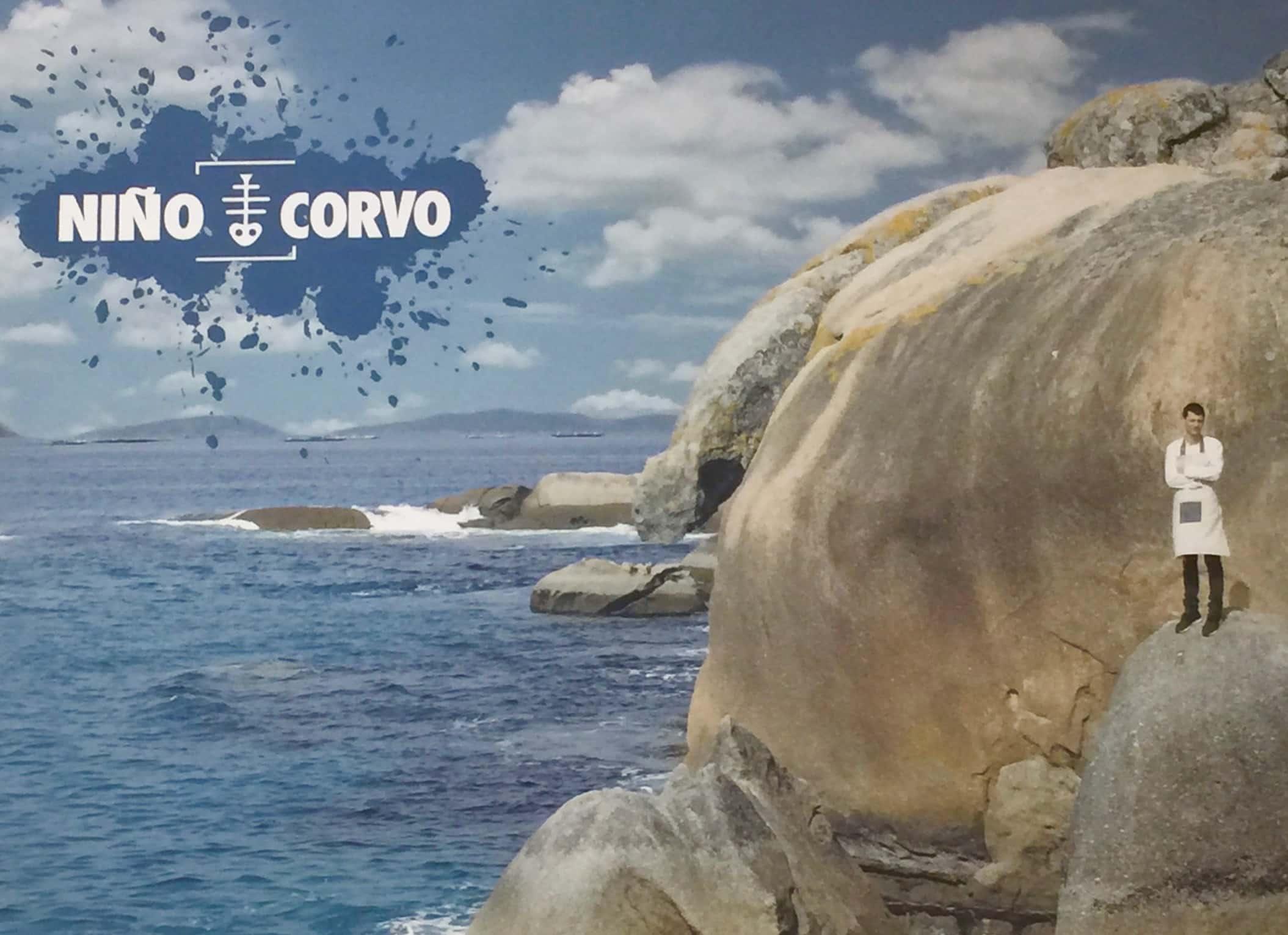 """Niño Corvo – Cocina """"sen vergoña"""" en Vigo"""