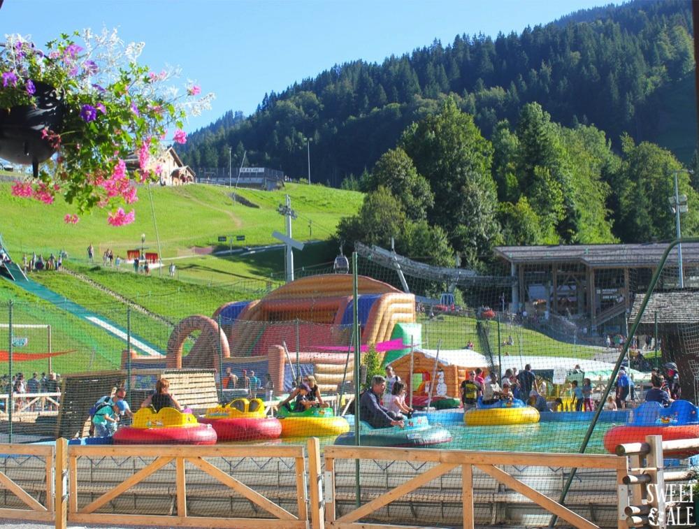 Los Alpes Franceses Con Niños – Parque de Atracciones La Clusaz