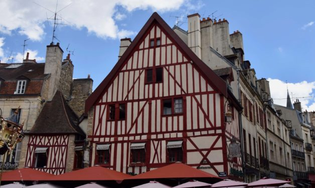 Que ver en Dijon (Francia)