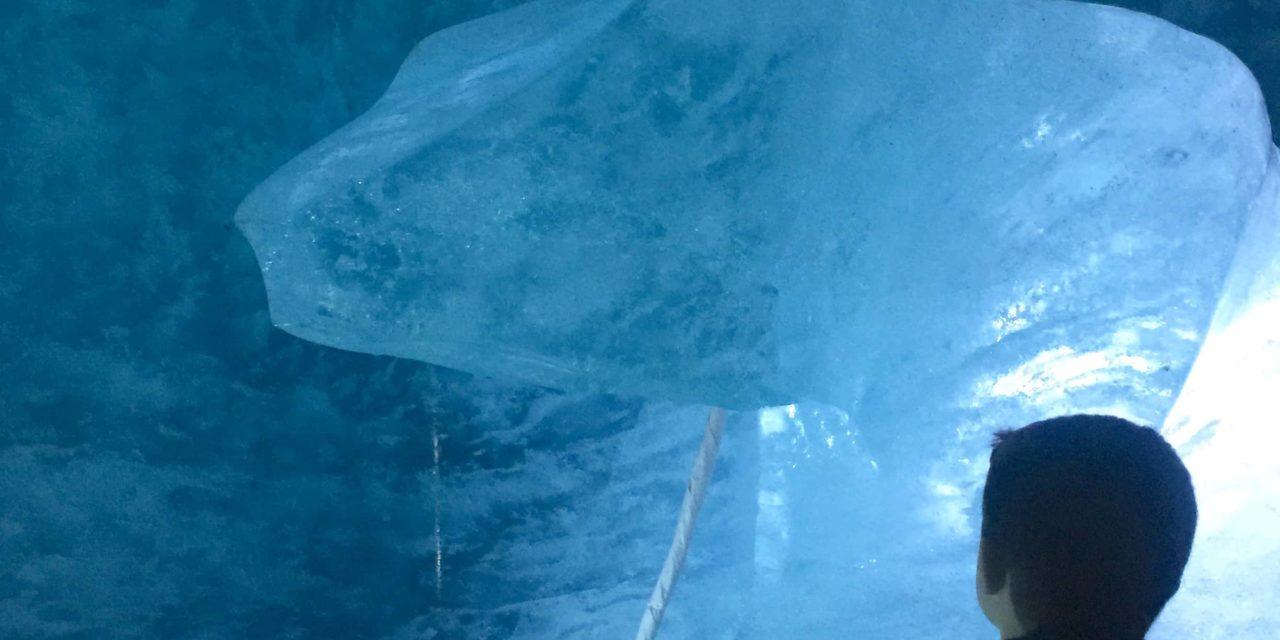 La Mer de Glace – Gruta de Hielo en los Alpes Franceses