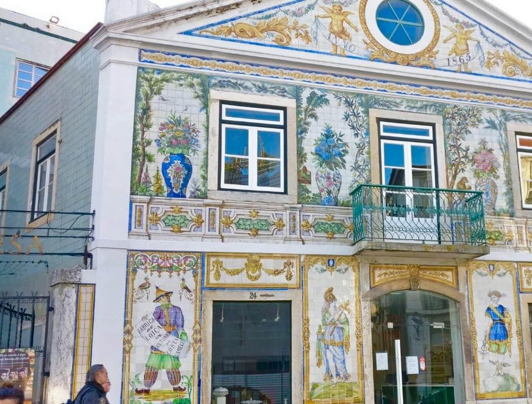A Vida Portuguesa – La Tienda Más Bonita de Lisboa