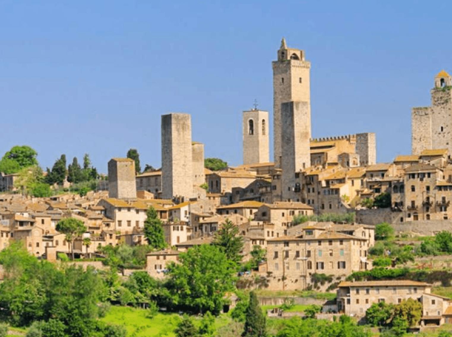 Que Ver en San Gimignano – Toscana (Italia)