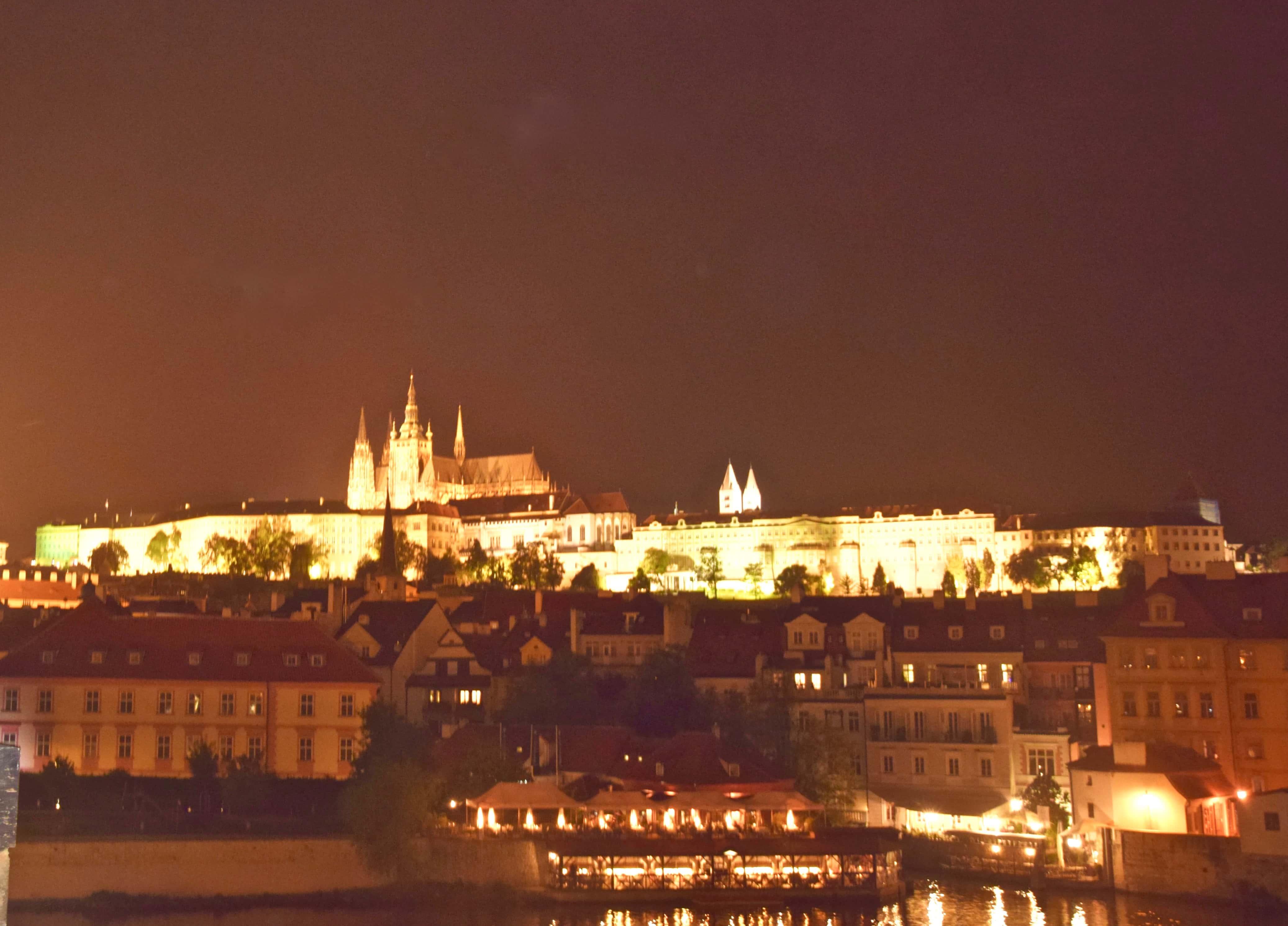Que Visitar En El Castillo de Praga