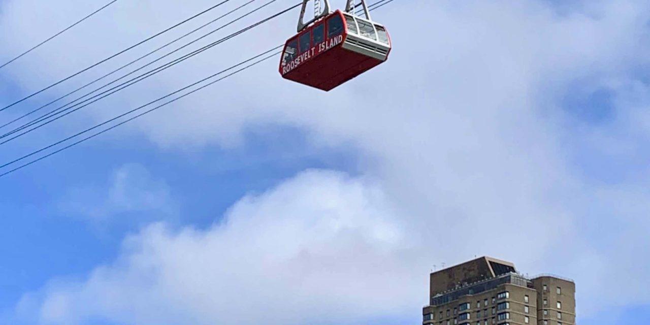 Teleférico en Manhattan – Plan para niños en Nueva York