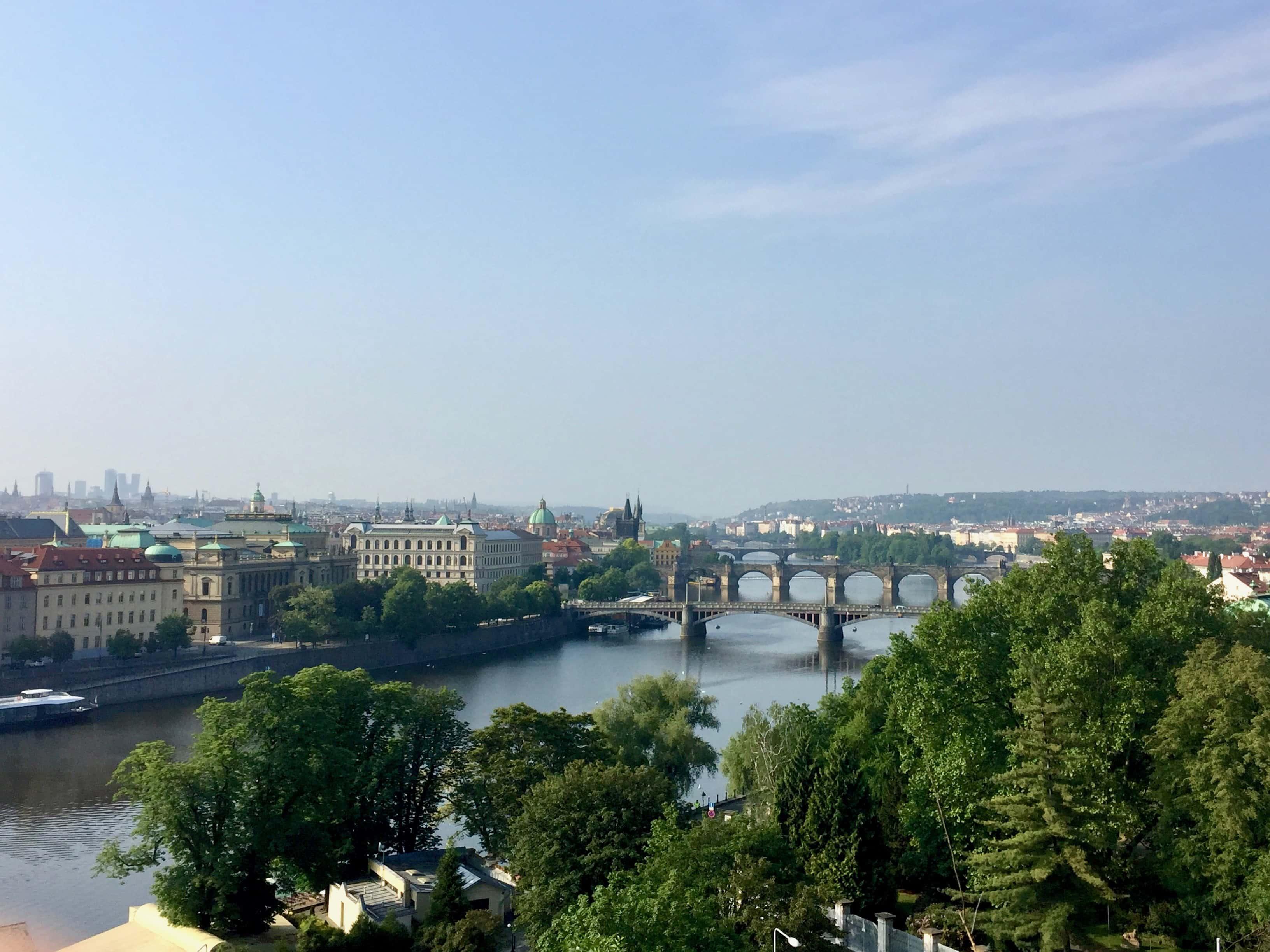 10 Sitios Imprescindibles En Praga